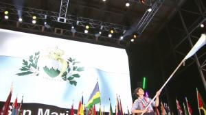 Cerimonia Apertura 23rd World Scout Jamboree