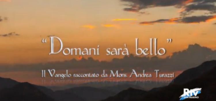 """L'Agecs partecipa a una puntata di """"Domani sarà bello"""""""
