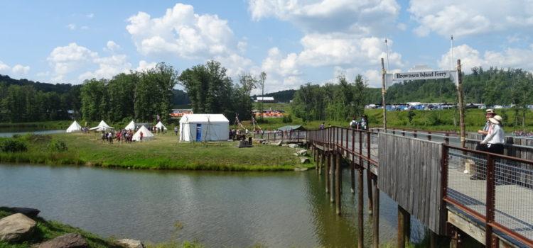 24th World Scout Jamboree – Giorno 7