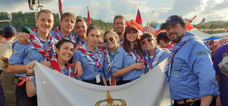 24th World Scout Jamboree – Giorno 2