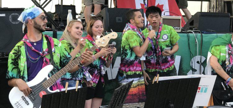 24th World Scout Jamboree – Diario IST