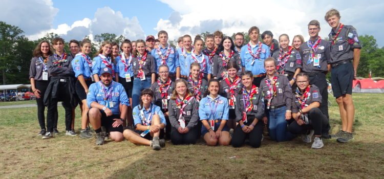 24th World Scout Jamboree – Giorno 12
